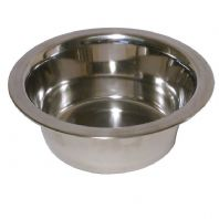 Rosewood Stainless Steel Bowl Deluxe